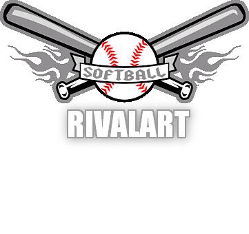 361x340 Softball Bats Crossed Clipart