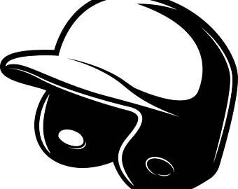 340x270 Helmet Clipart Softball Helmet