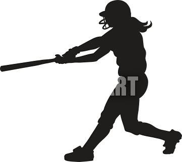 361x322 Top 71 Softball Clip Art