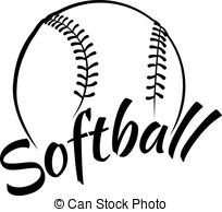 204x194 Clip Art Softball Many Interesting Cliparts