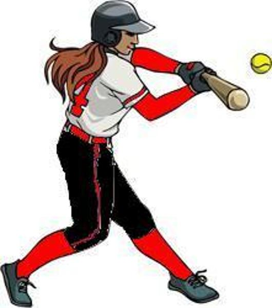 Softball Cliparts