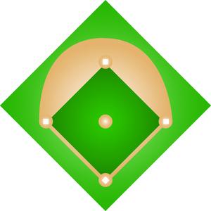300x300 Baseball Diamond Purple Softball Cliparts Free Download Clip Art