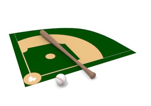 500x350 Baseball Field Baseball Diamond Clip Art Free 2 Wikiclipart