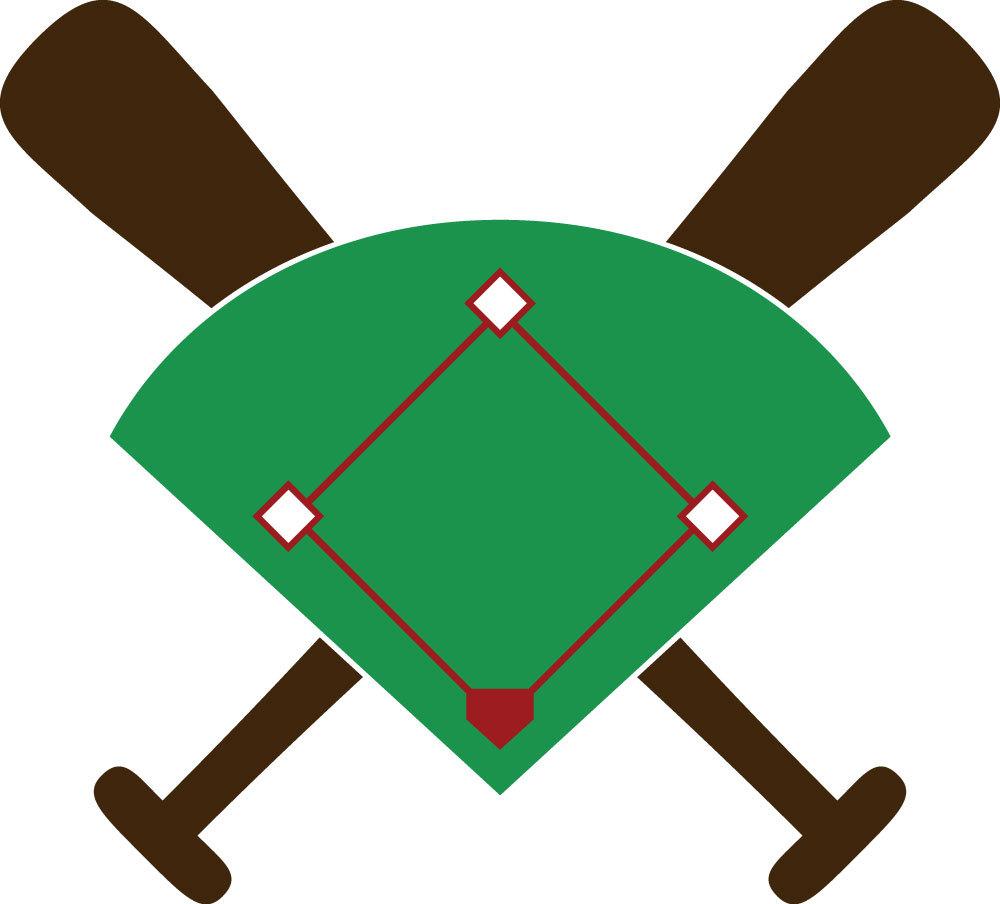 1000x904 Baseball Field Clip Art 9