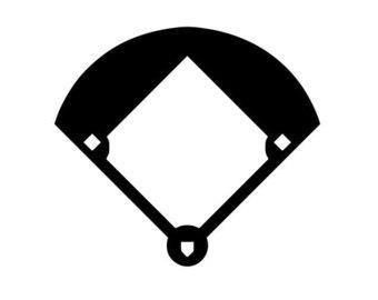 340x270 Gems Clipart Softball Diamond