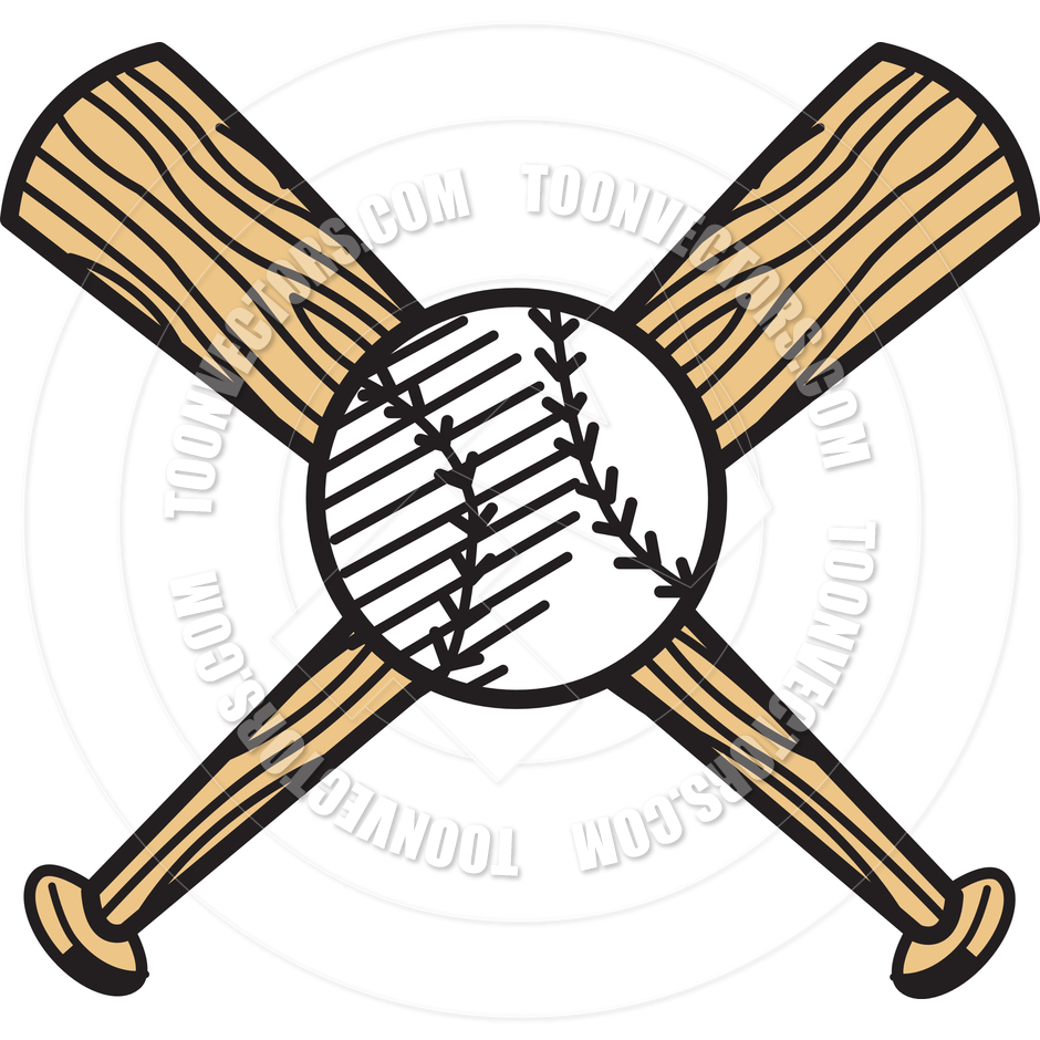 940x940 Baseball Bat Clipart