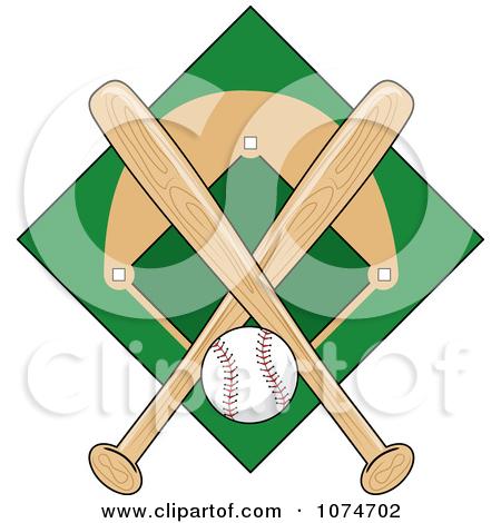450x470 Softball Field Clipart 2204214