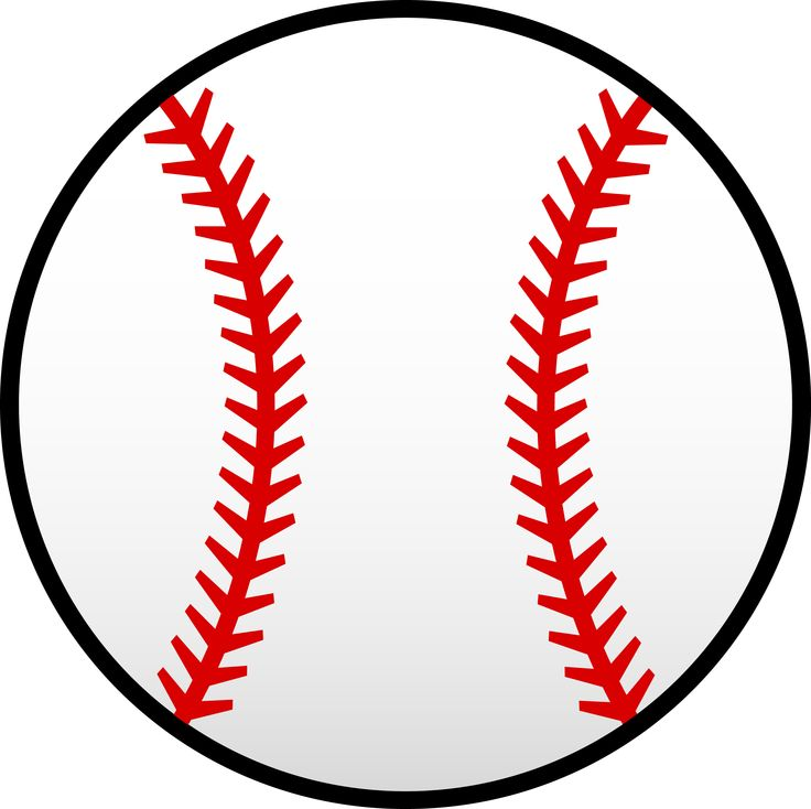 Softball Free Clipart