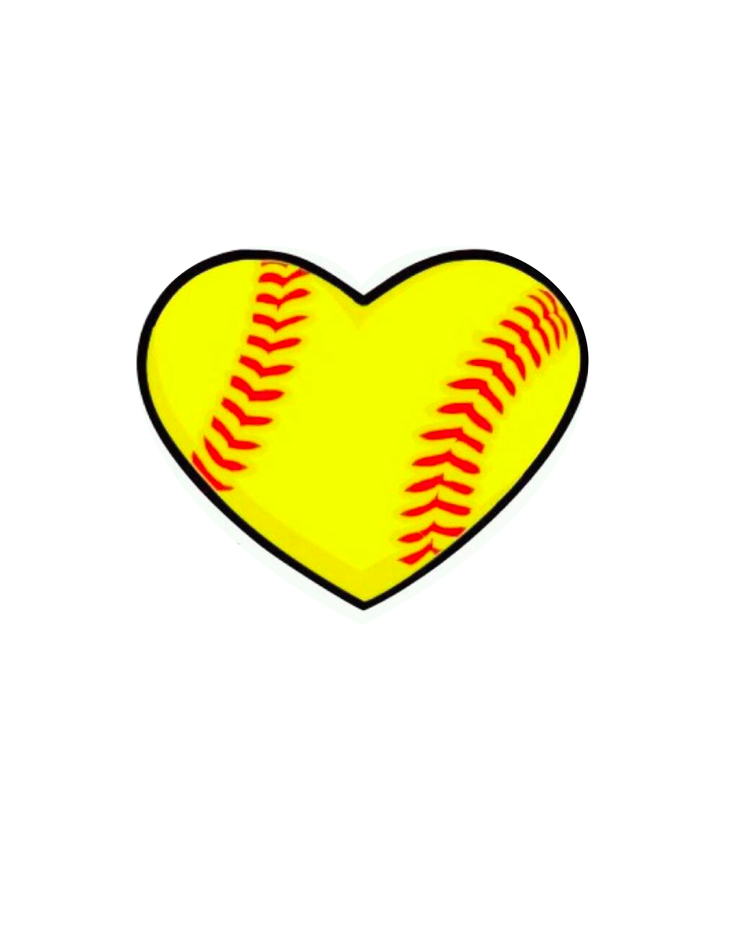 Softball simple. Free clipart download best