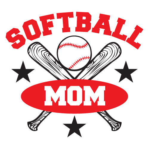 500x500 Softball Clipart Images 2