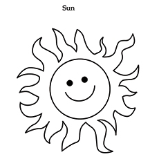 230x230 20 Solar System Coloring Pages For Your Little Ones