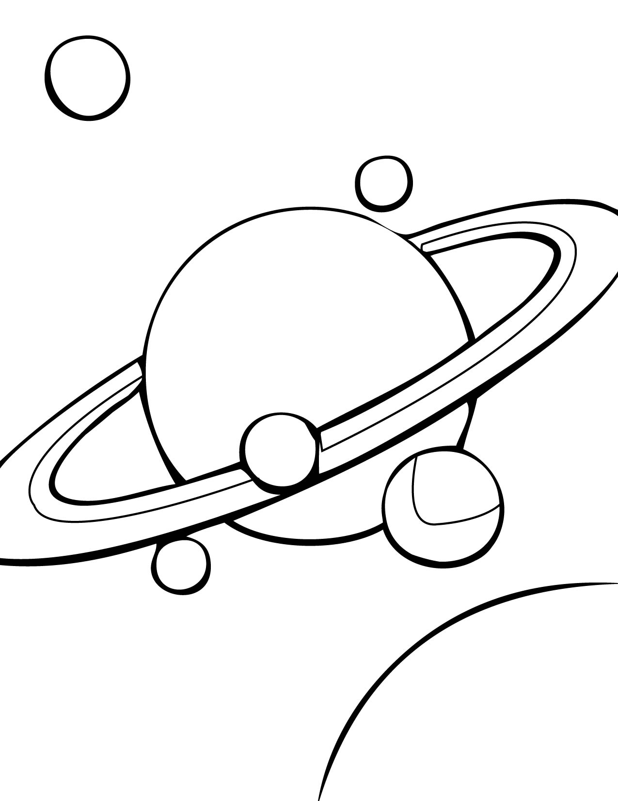 1275x1650 System Coloring Pages 8