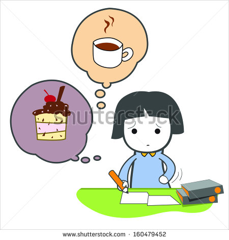 450x470 Hungry Clipart