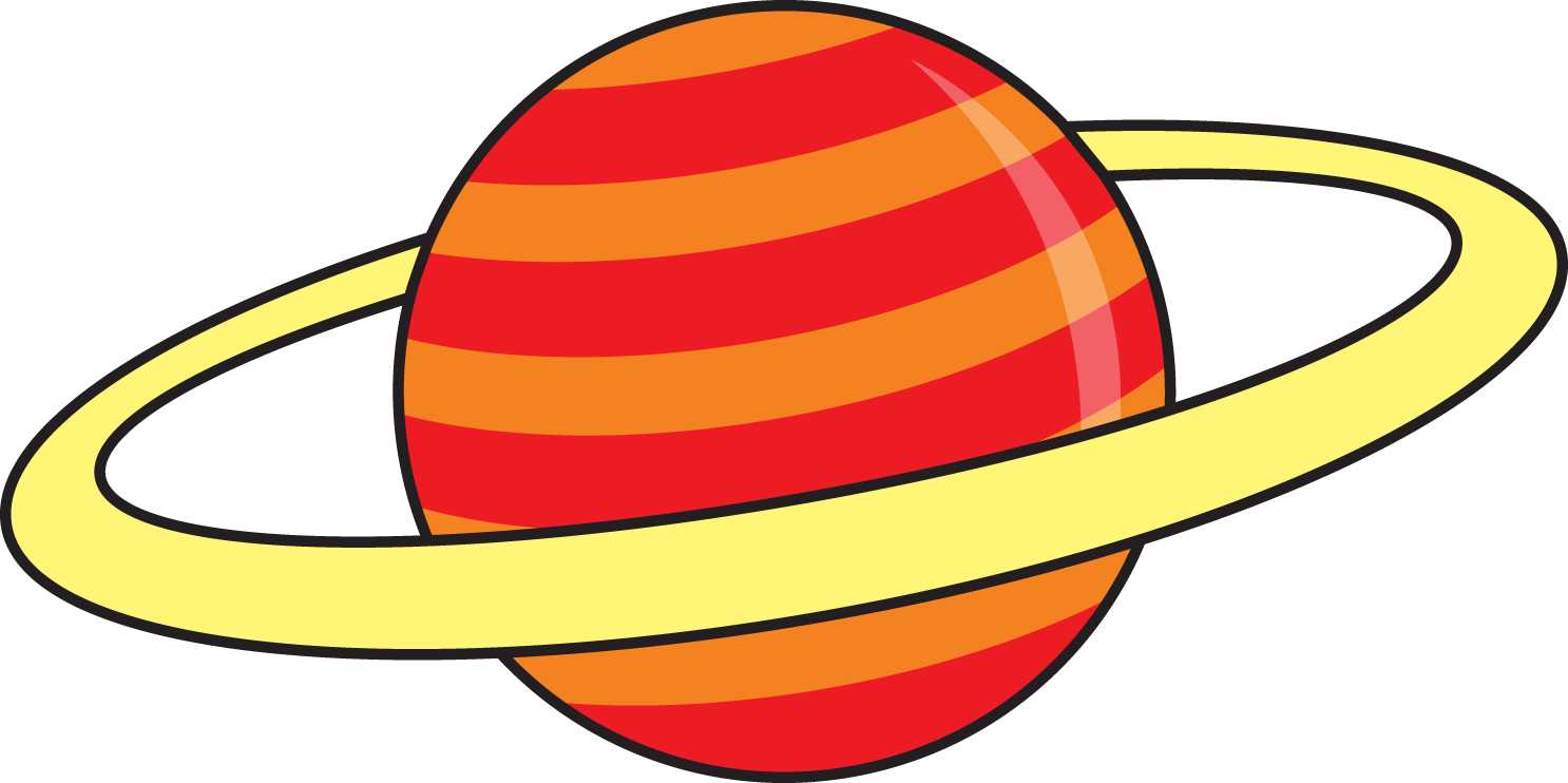 1486x742 The 9 Planets Clipart Kid