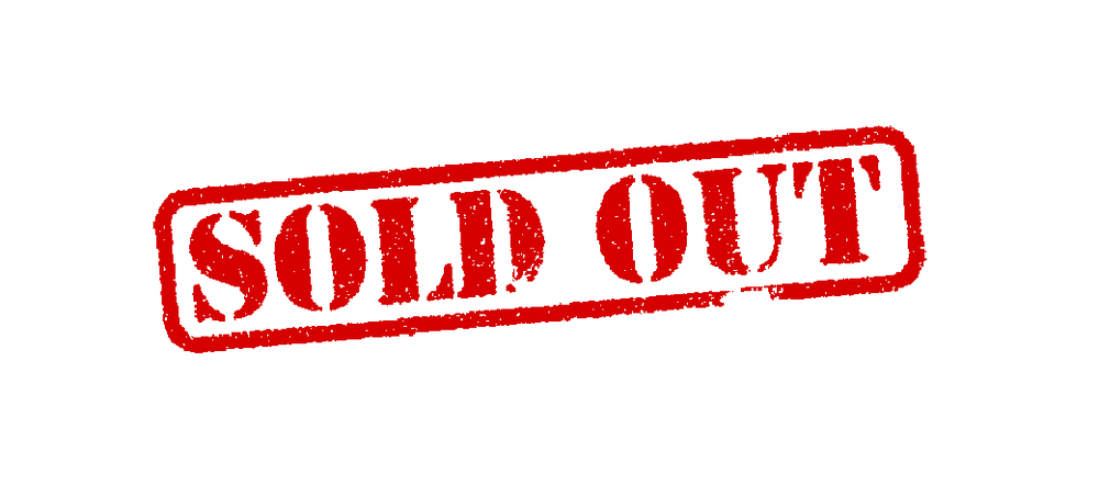 1000x442 Sold Out Png