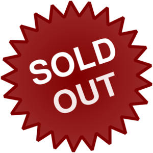300x300 Sold Sign Sold Out Clipart Clipartfest