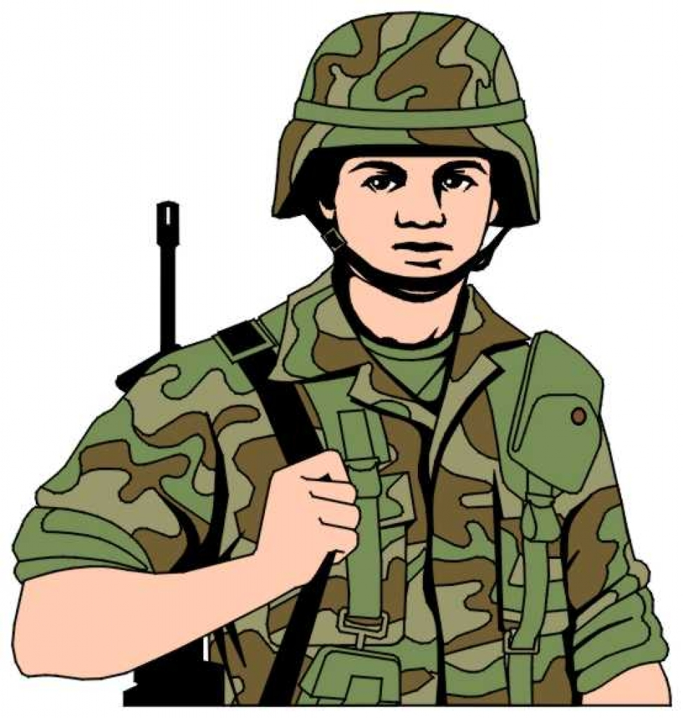 974x1024 Clipart Army Soldier Clipart Army Soldier Army Soldier Clip Art