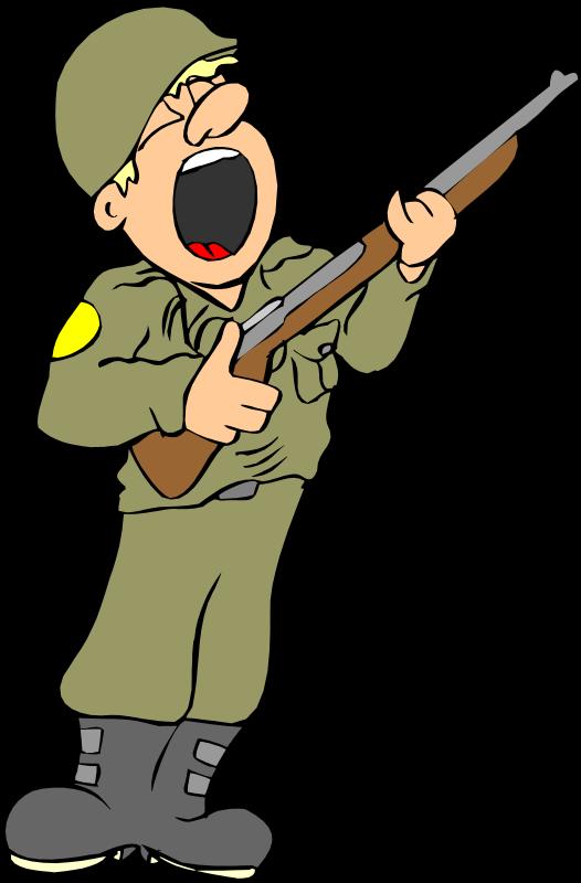 526x800 Clipart Soldier 2