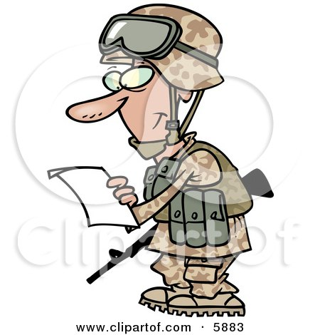 450x470 Letters To Soldiers Clip Art Cliparts