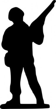 190x370 Soldier Clip Art Download 99 Silhouettes