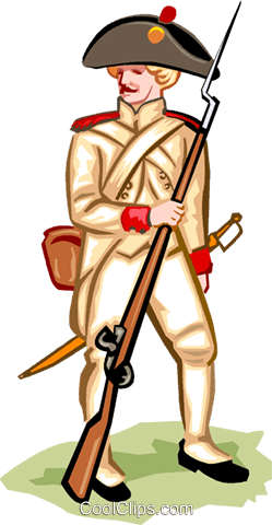 249x480 Soldiers Clipart French Revolution