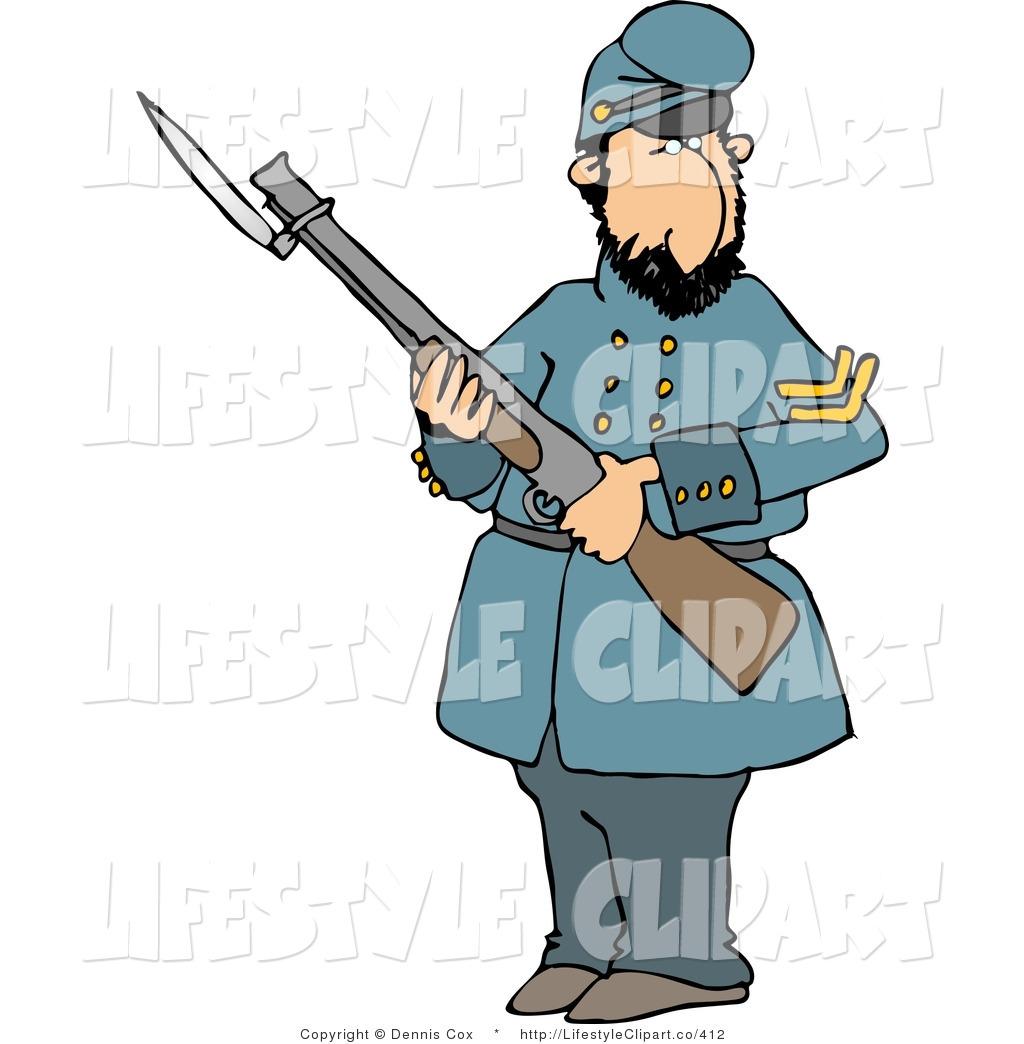 1024x1044 Civil War Soldiers Clipart
