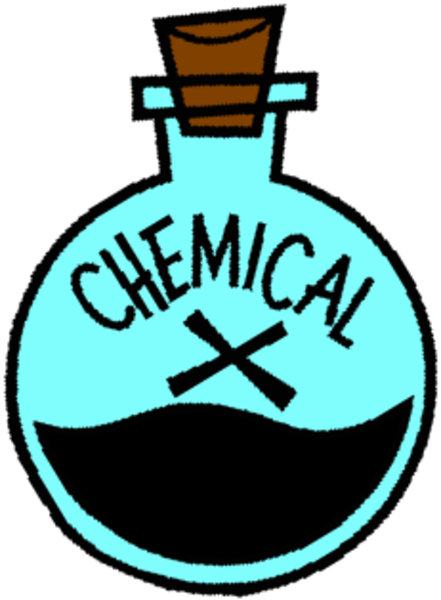 441x600 Element Clipart Chemical Solution