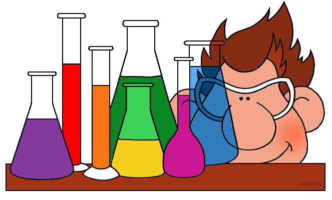 663x400 Chemistry Clip Art By Phillip Martin, Chemistry Solutions