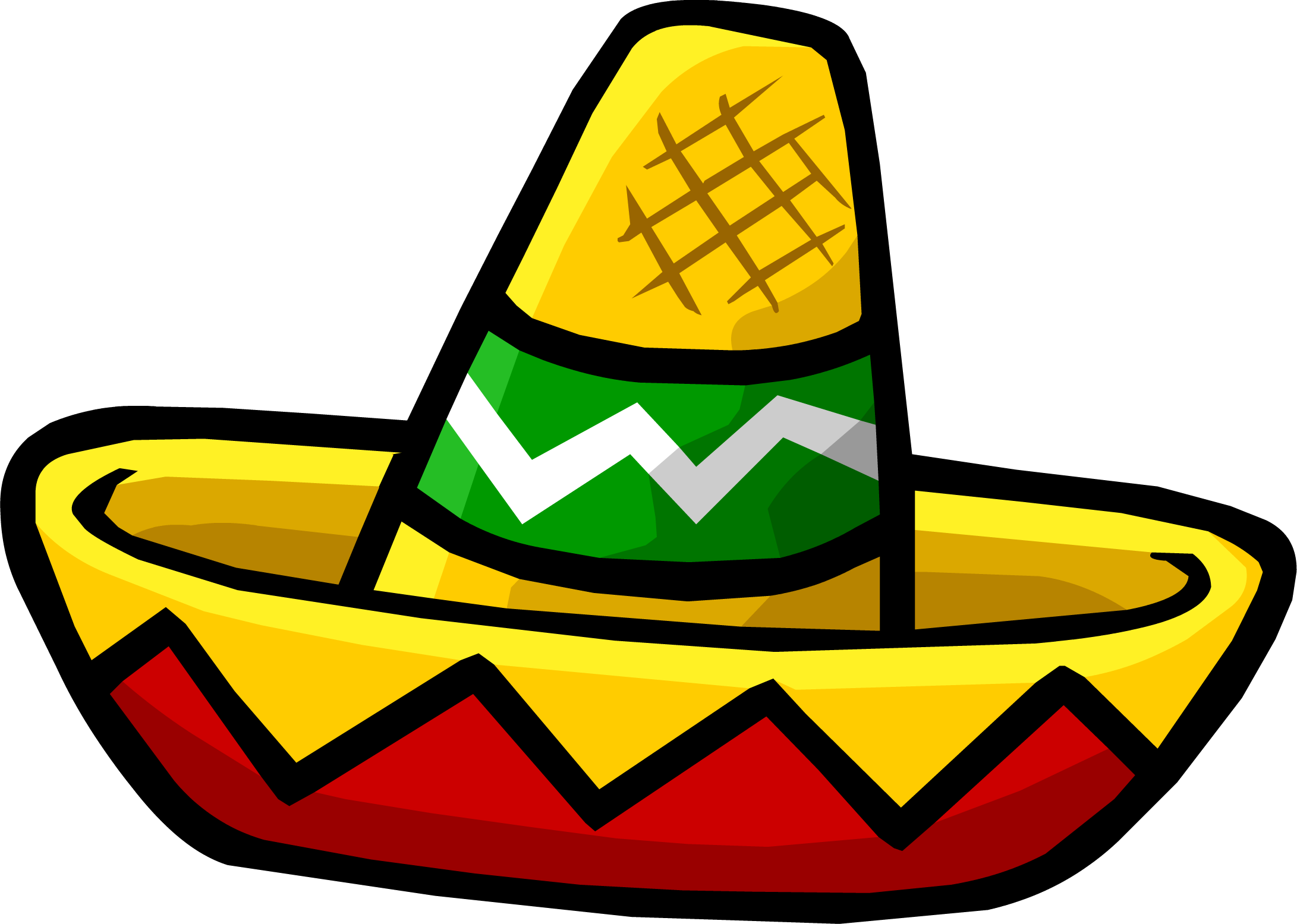 Sombrero Clipart Free Download Best Sombrero Clipart On Clipartmag Com