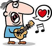 170x151 Love Songs Clip Art
