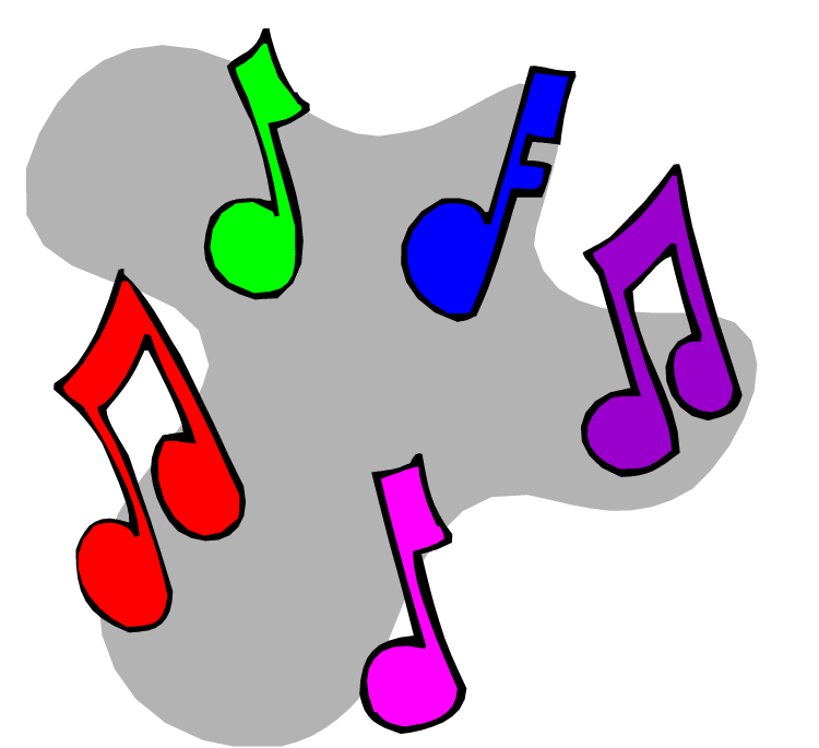 750x685 Music Clipart Song