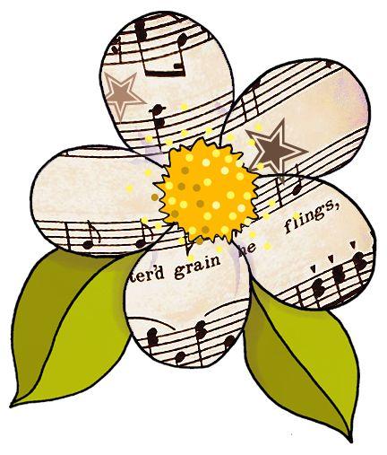 432x507 Song Clipart Music Program