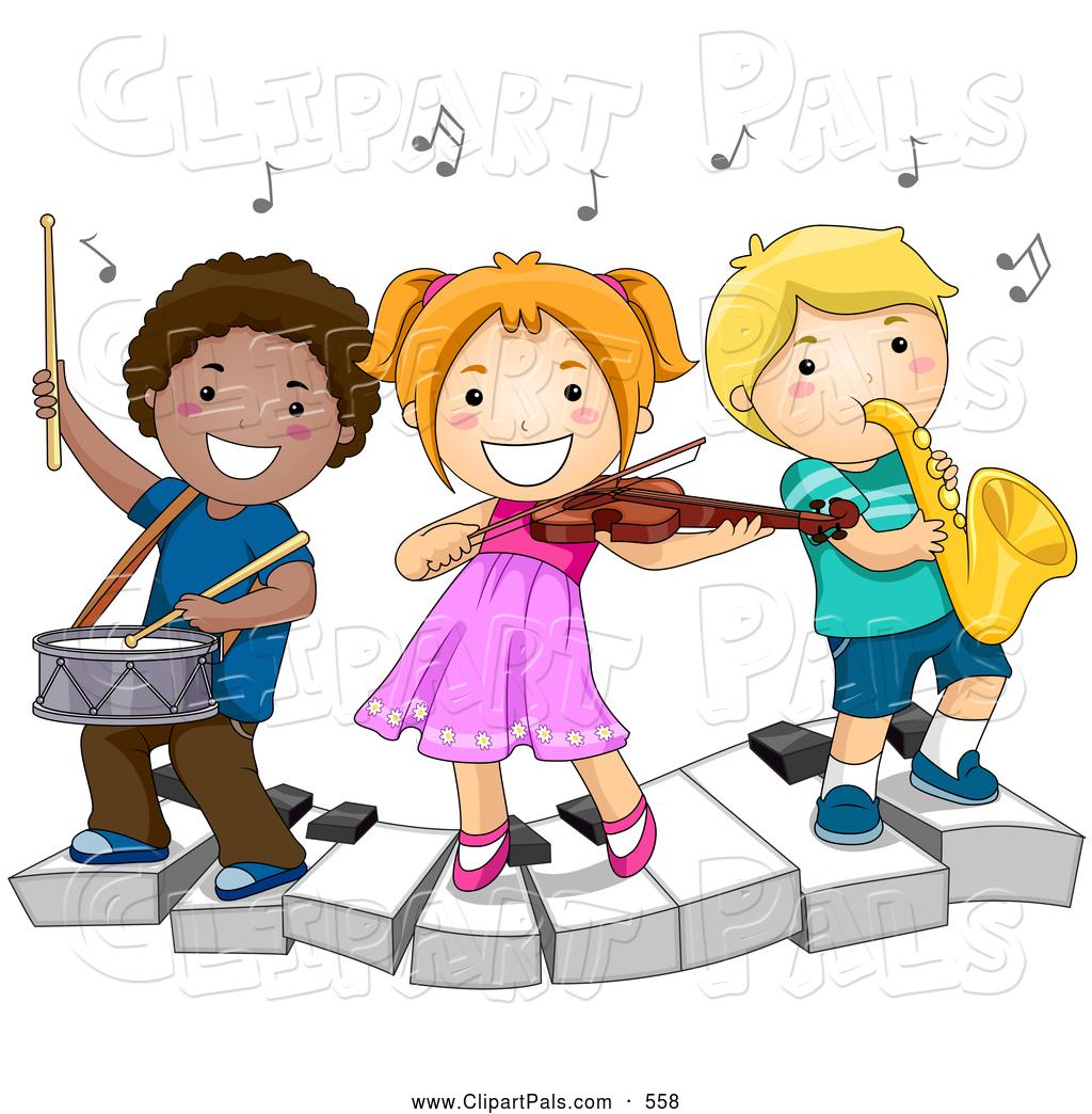 1024x1044 Children Music Clip Art
