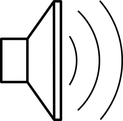 425x418 Noise Clipart Sound Wave