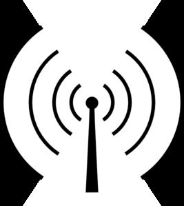 267x299 Radio Wave Clip Art