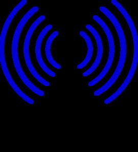270x297 Radio Waves Clip Art