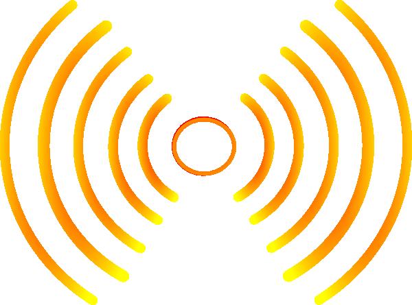600x445 Sound Waves Clipart