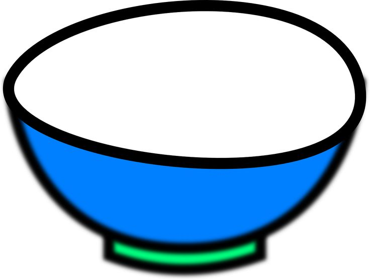 Soup Bowl Clipart