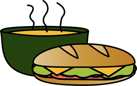 450x283 Chicken Soup Clipart Soup Sandwich