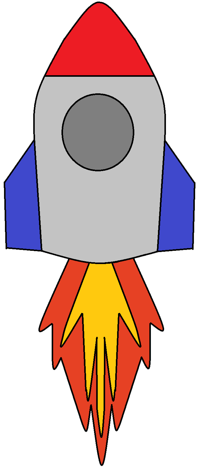 667x1534 Space Rocket Clip Art Pics About Space 2 Image