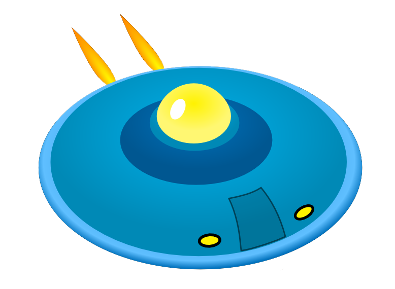 778x570 Space Clipart Flying Saucer