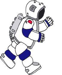 209x250 Space Clipart Space Suit