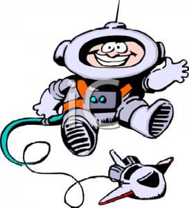 Space Shuttle Clipart