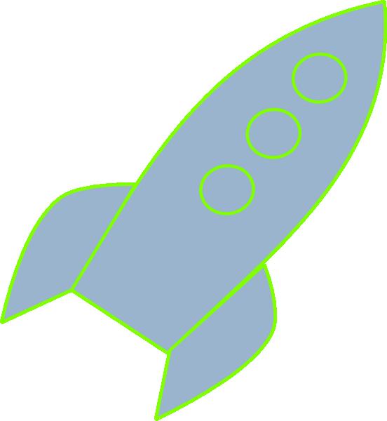 552x600 New Rocket Clip Art