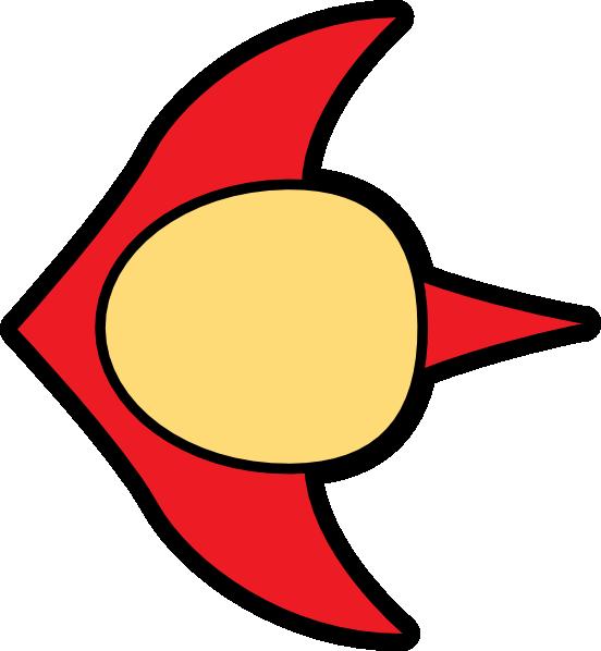 552x598 Spaceship Clip Art