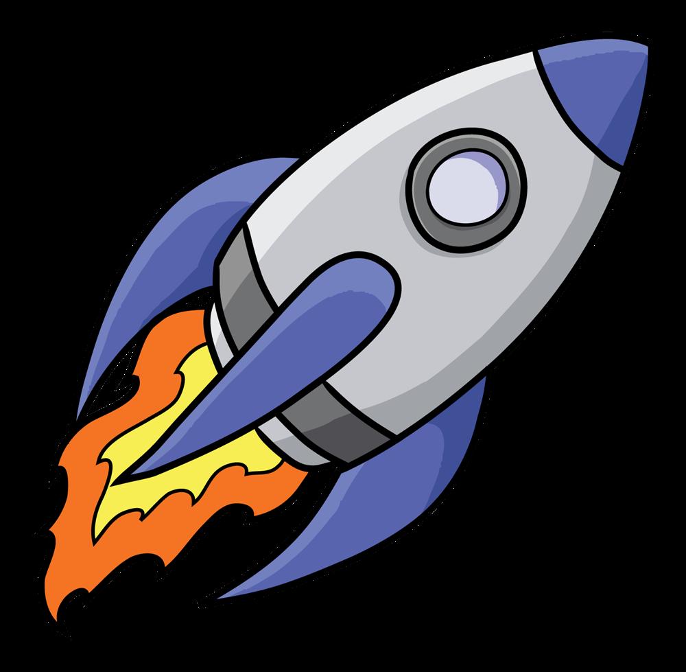1000x979 Spaceship Clipart