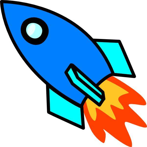 600x600 Spaceship Clipart Rocket Ship