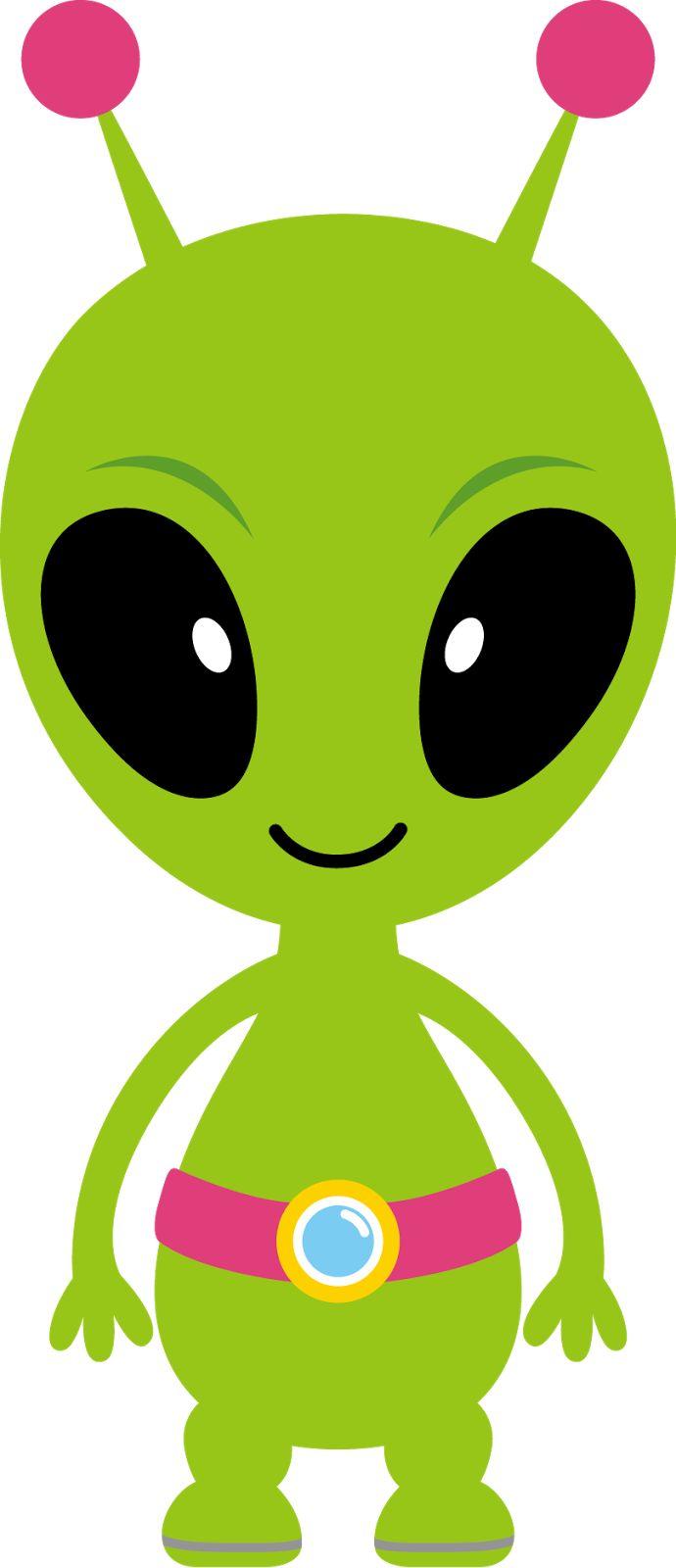 690x1600 Aliens Spaceship Clipart