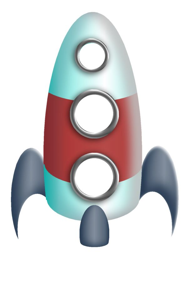 Spaceships Clipart