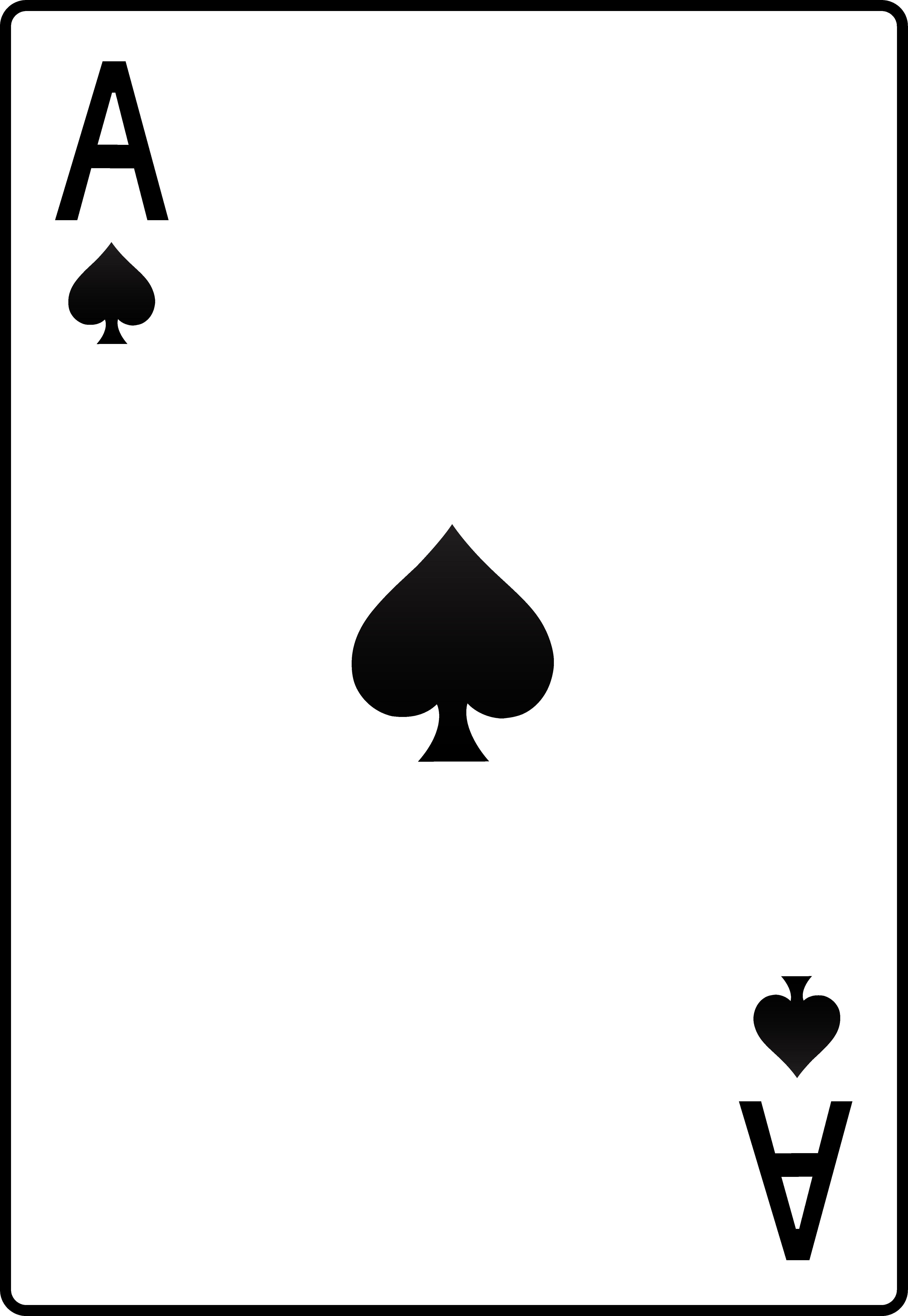Spade Cliparts